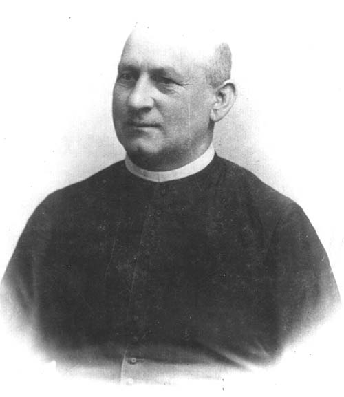 Pápežský prelát a kanonik Jozef  Mižičko (1847 – 1918)