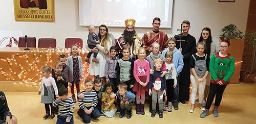 Gréckokatolícki seminaristi oslávili sviatok sv. Mikuláša