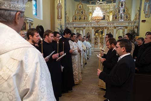 V Košickej eparchii udelili nižšie svätenia