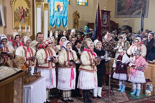 V Prešovskej archieparchii boli centrom slávenia Bohozjavenia Jakubany