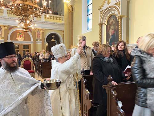 Prežívanie sviatkov Bohozjavenia v košickej katedrále
