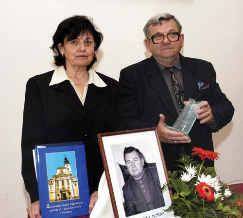 Cena Emila Korbu