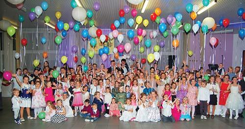 Farské plesy v Bardejove a v Trenčíne