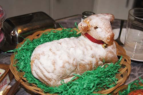 Zajačik či baránok?