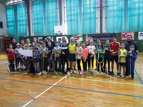 Floorbalový turnaj Hrabského protopresbyterátu