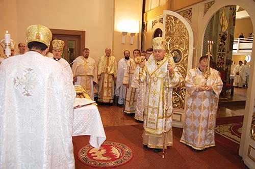 Púť kňazov Prešovskej metropolie