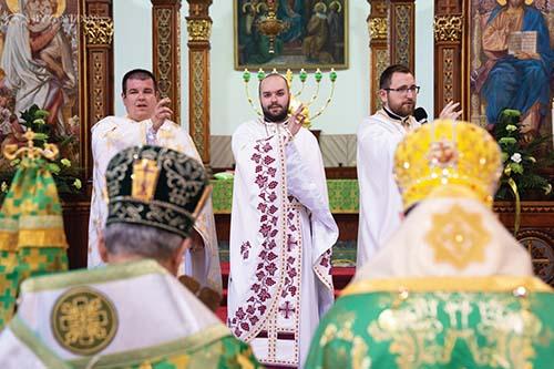 Svätodušné sviatky v michalovskej bazilike