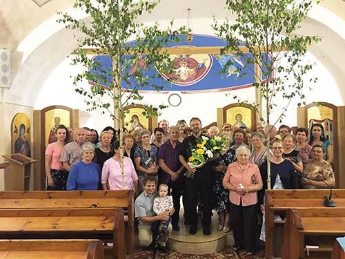 Oslávili 25 rokov kňazstva