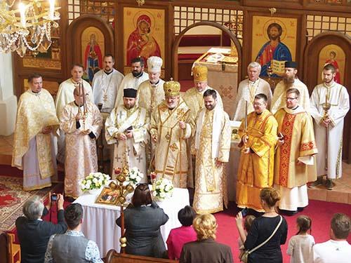Svätenia v Bratislave