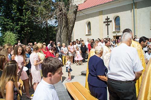 610. výročie prvej písomnej zmienky obce Choňkovce