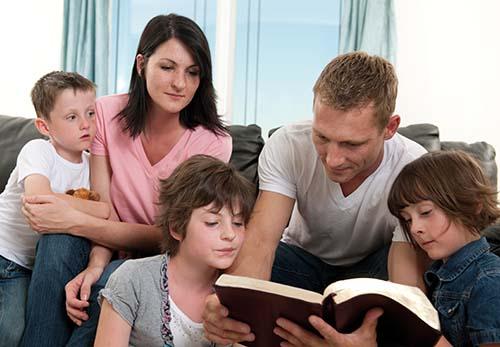 Rodina a slávenie sviatostí