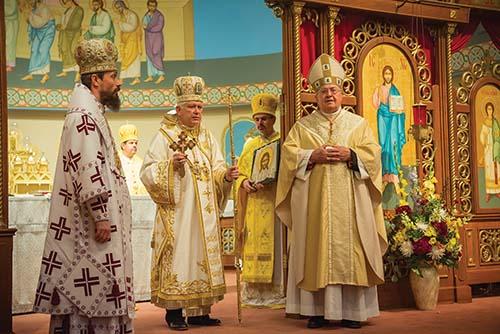 Zlaté výročia gréckokatolíkov v USA