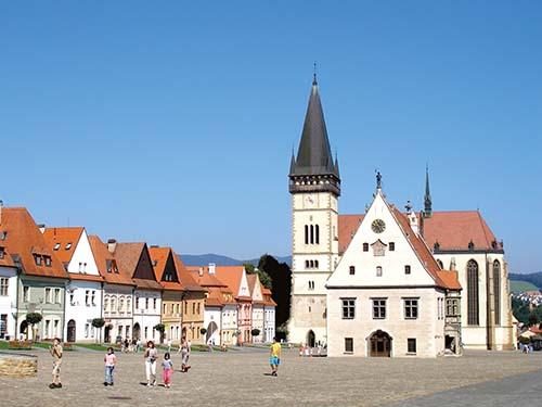 Mesto Bardejov