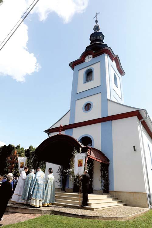 Obnovili chrám vo farnosti Svidník-Záhradná