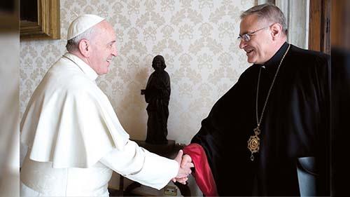 Gréckokatolícky exarchát v Bulharsku bol povýšený na eparchiu