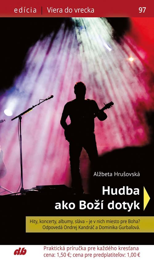 Alžbeta Hrušovská: Hudba ako Boží dotyk
