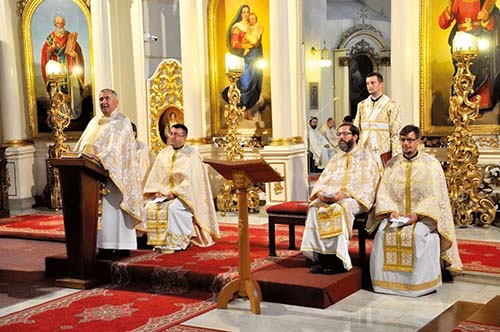 K prameňu liturgie
