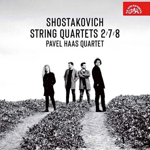 Pavel Haas Quartet: Shostakovich