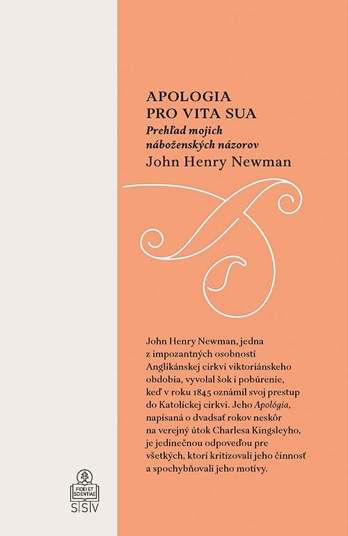 John Henry Newman: Apologia pro vita sua
