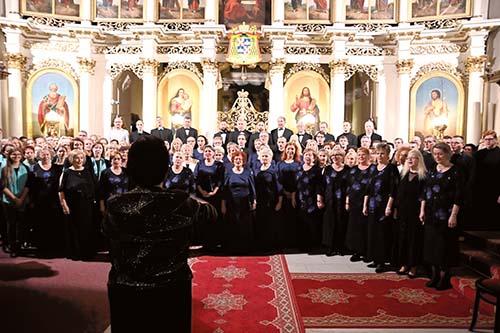 28. ročník Festivalu duchovných piesní byzantského obradu