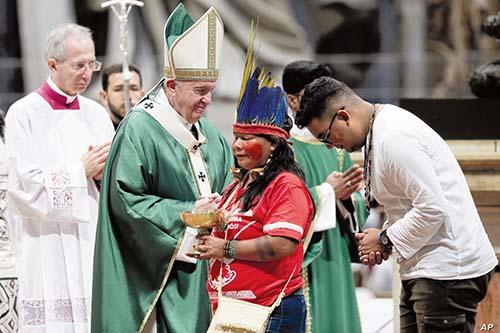 Synoda pre Amazóniu