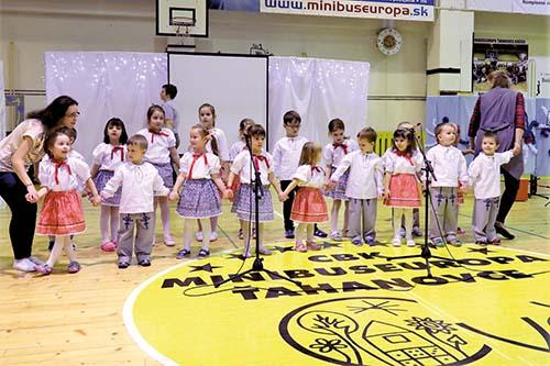 Desaťročnica cirkevnej školy sv. Gorazda