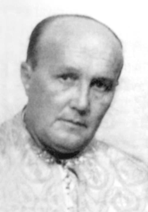 Emil Ósz (1919 – 1995)