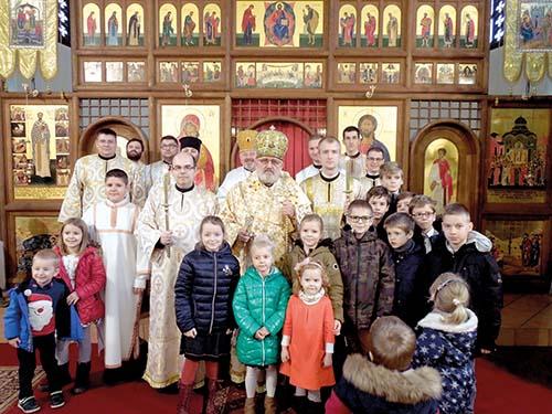 Nižšie svätenia v Bratislavskej eparchii