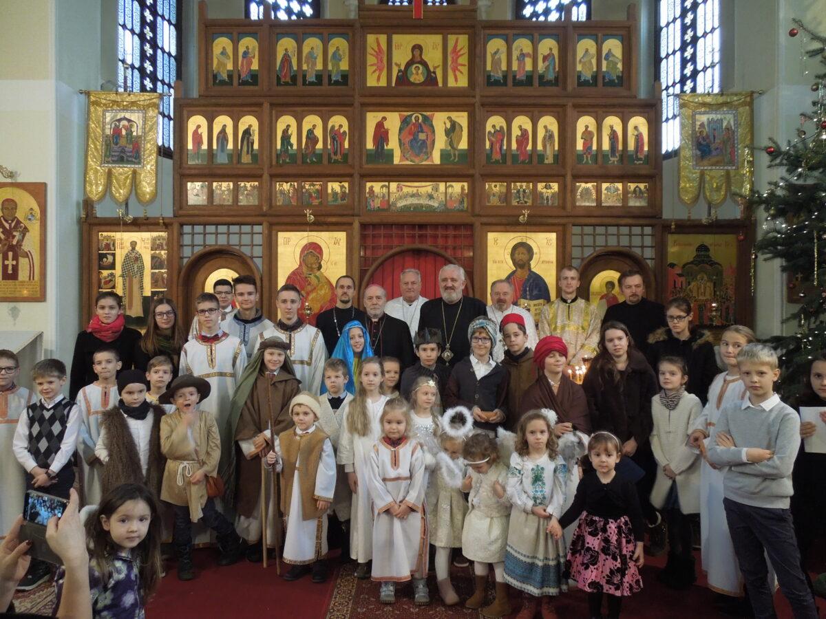 Vianoce v bratislavskej katedrále s nunciom