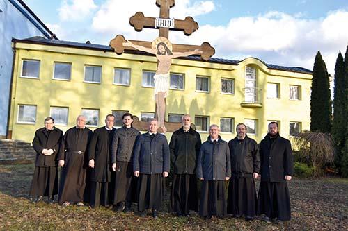 Nové vedenie Rádu sv. Bazila