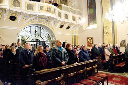 30. výročie biskupskej vysviacky Jána Hirku