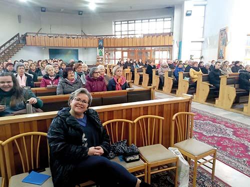 Stretnutie kantorov Košickej eparchie