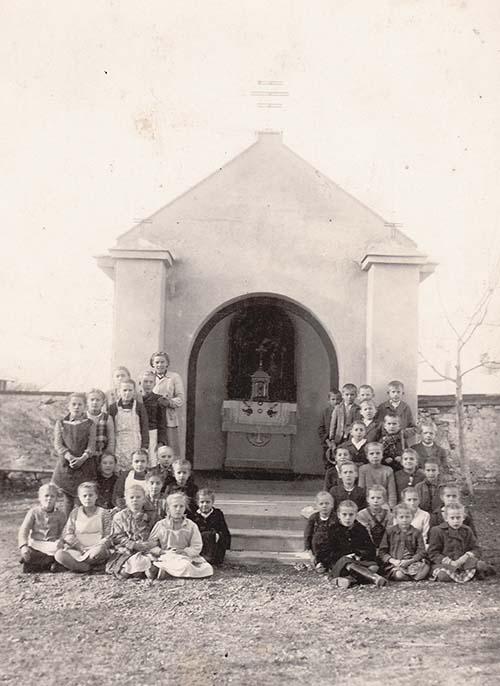 Dejiny farnosti Klokočov