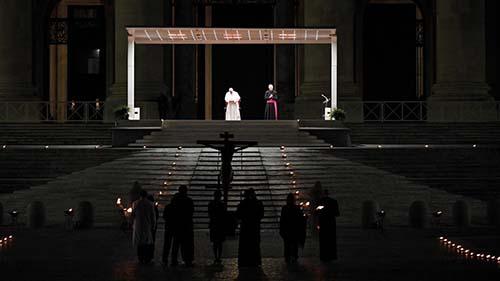 Neobyčajná Veľká noc vo Vatikáne