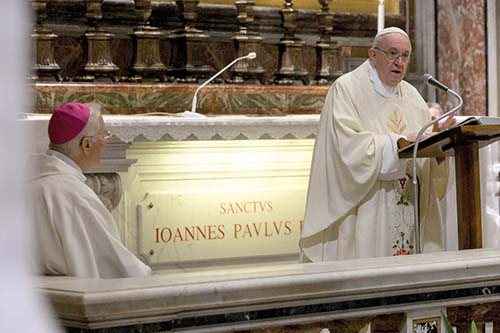 Storočnica sv. Jána Pavla II