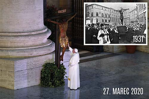 Pandémia vo Vatikáne