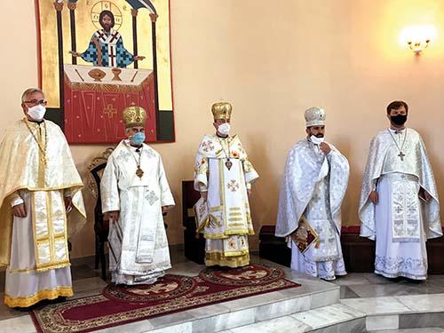 V Košickej eparchii oslávili sviatok sv. veľkomučeníka Juraja