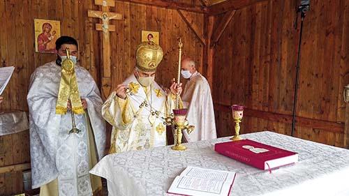Na Veľkej Poľane poďakovali za vernosť Gréckokatolíckej cirkvi
