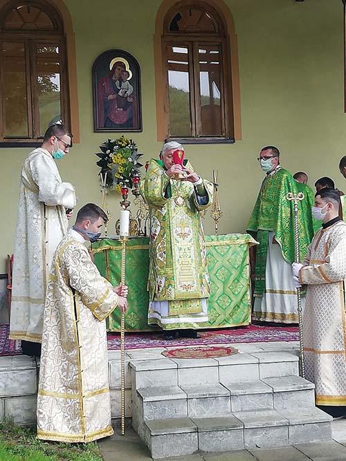 Archieparchiálna slávnosť Zostúpenia Svätého Ducha