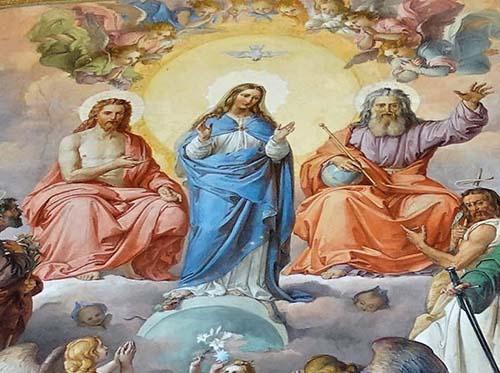Bezhraničná láska Otca, Syna a Svätého Ducha