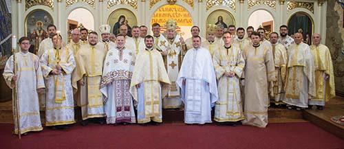 Kňazské svätenia v Prešovskej archieparchii