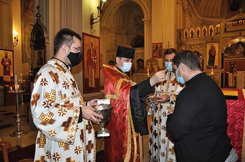 Sviatok bl. hieromučeníka Teodora Romžu v Ríme
