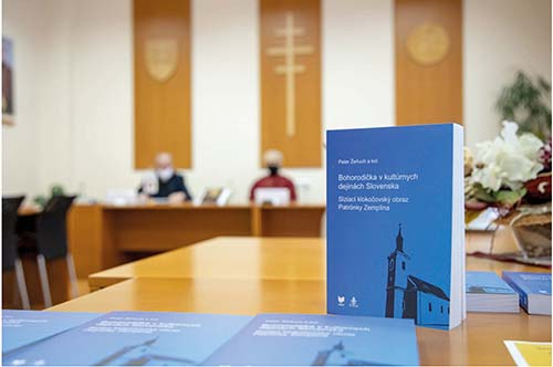 Konferencia k výročiu slzenia klokočovskej ikony