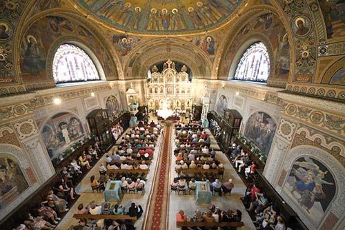 31 rokov od navrátenia prvej gréckokatolíckej katedrály