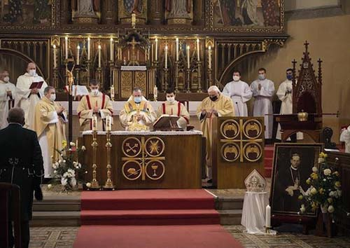 Sté výročie biskupskej vysviacky Jána Vojtaššáka