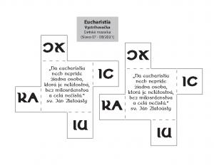 Dets.str 07_08_2021_eucharistia_vystrihovacka