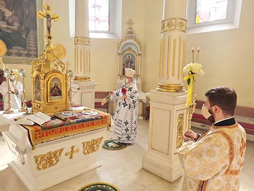 Sviatky Paschy v košickej katedrále