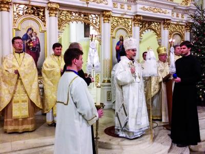 Gréckokatolíci z Košíc ďakovali za prežitý rok
