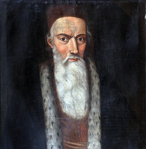 Biskup Ján Jozef de Camillis