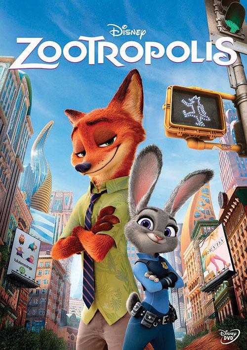 Zootropolis (prístupné bez obmedzenia)